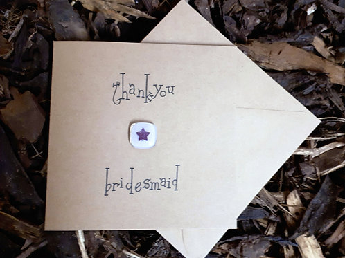 Thank You Card - Greetings Card