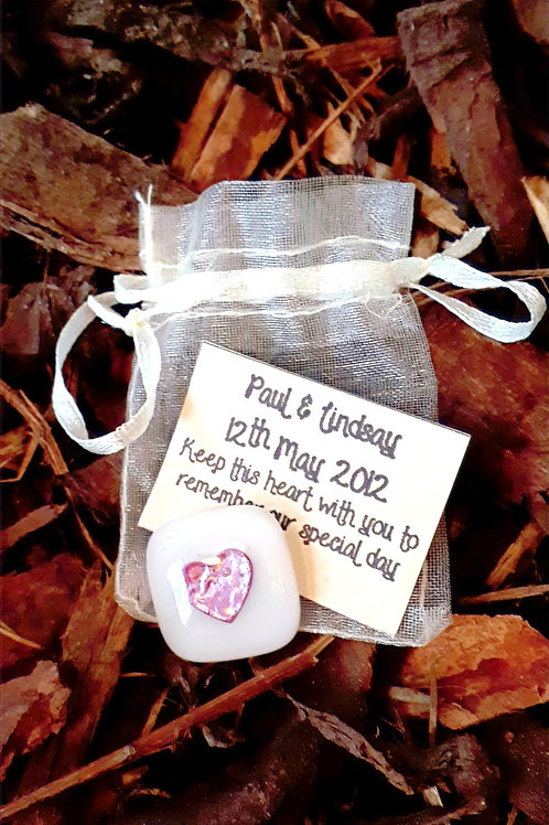 Wedding Date Favours