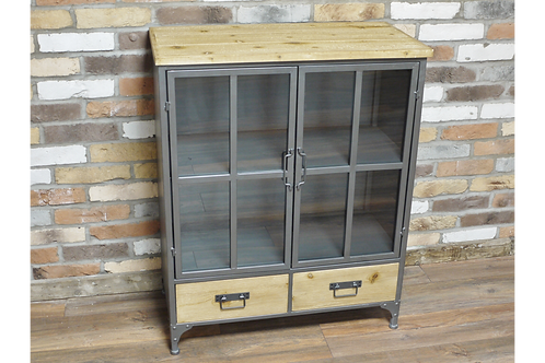 Revolution Display Cabinet