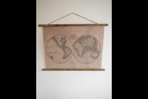 Persian Empire World Map