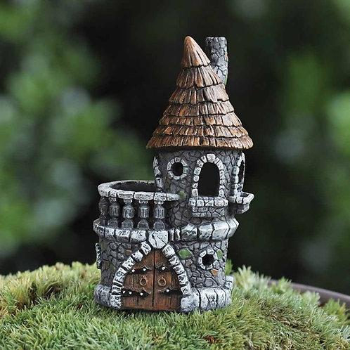Enchanted Mini Castle   - Fairy Garden