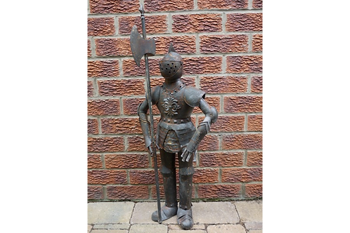 Outdoor Living Suit of Armour - Small