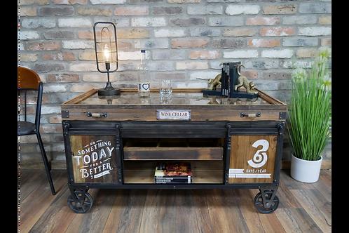 Grande Wine Cellar Coffee Table