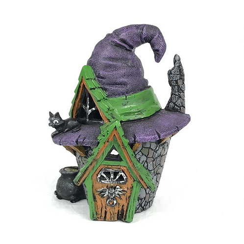 Witches Hat House - Fairy Garden