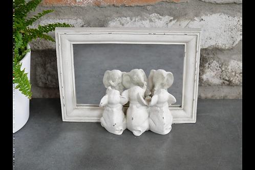 Cute Elephants Mirror