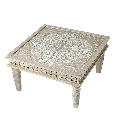 Persian Empire Wooden Table