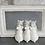 Thumbnail: Cute Three Little Pigs Mirror