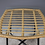 Thumbnail: Outdoor Living Rattan Table and Chairs Set