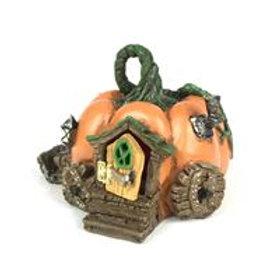 Pumpkin House - Fairy Garden
