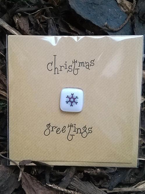Christmas Greetings - greetings card