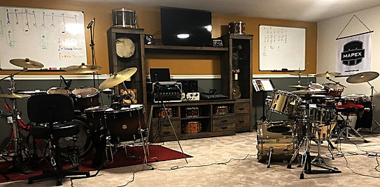 music and drum lessons online and in Bethlehem PA