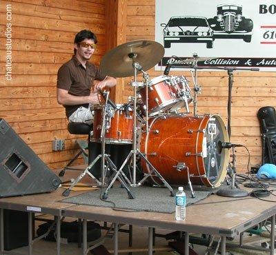 expert drummer dan - drum lessons