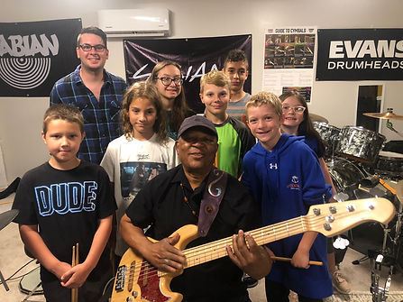 Drum Camp and Drum Lessons lehigh valley