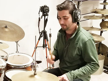 Professional Drum Lesson Teacher in Bethlehem - in person and online drum lessons
