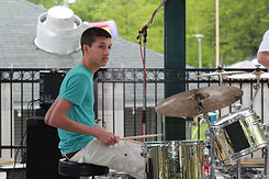 drum lessons online and in person