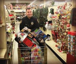 Shop with Cop 2016