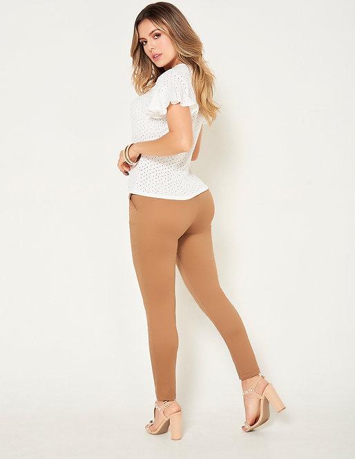 Pantalón skinny tobillero
