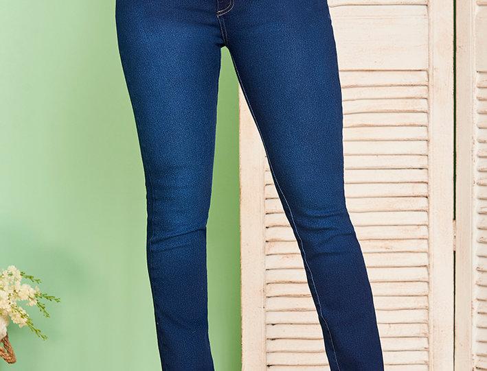 Jeans bota recta