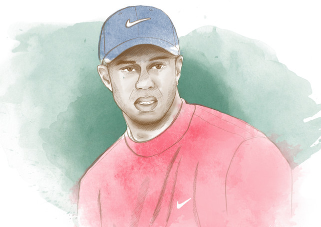 2005 Tiger Woods