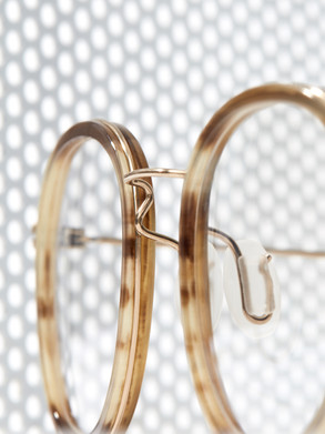 Hoffmann Eyewear Photography Detail