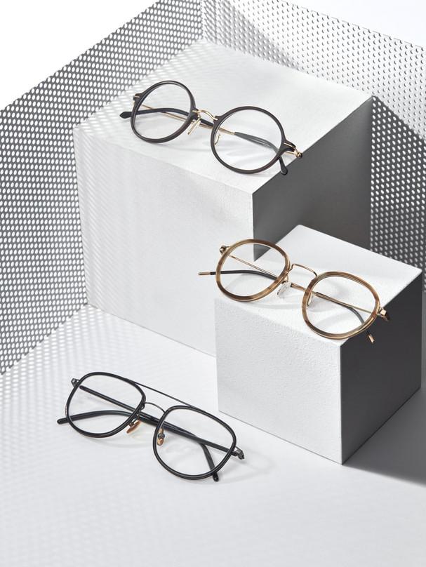 Hoffmann Eyewear Photography