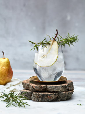 Krater Noster Gin Cocktail