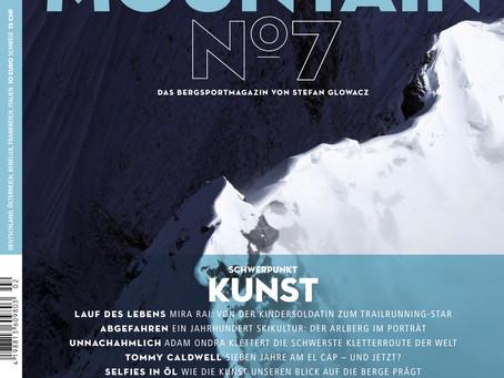 ALLMOUNTAIN 2/17: Der Berg als Kunstobjekt