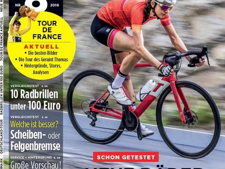 TOUR 8/18: Blick hinter die Kulissen der Tour de France 2018