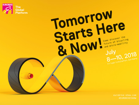 Come discover the future of bicycling and micro-mobility