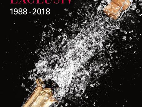 30 Jahre BOOTE EXCLUSIV – Das Jubiläumsheft des deutschsprachigen Superyachtmagazins