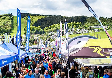 BIKE Festival Willingen: Das Gesamtpaket in Sachen Mountainbike
