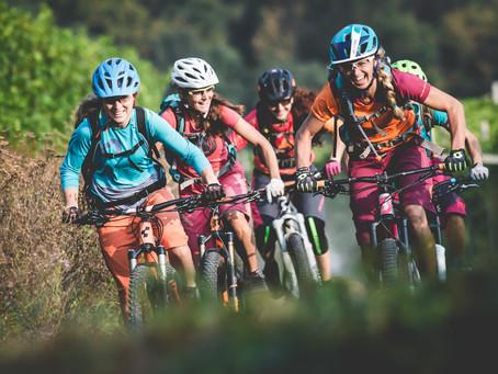 Frauen aufs Mountainbike: BIKE Women Camp 2018