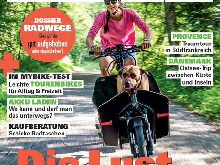 MYBIKE 5/18: E-Bikes brechen Umsatzrekorde
