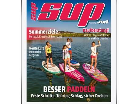 Neue digitale Ausgabe von SUP: Zugang zu 7,6 Millionen Kontakten