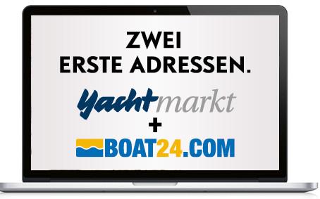 YACHT: Strategische Partnerschaft mit boat24.com