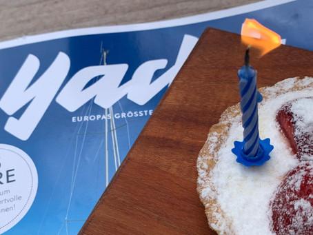 Die YACHT feiert ihren 115. Geburtstag!