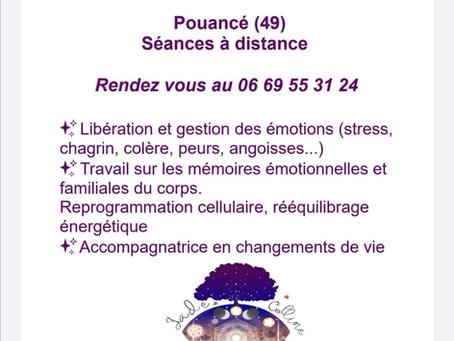 Libération des Peurs, du stress, des angoisses...