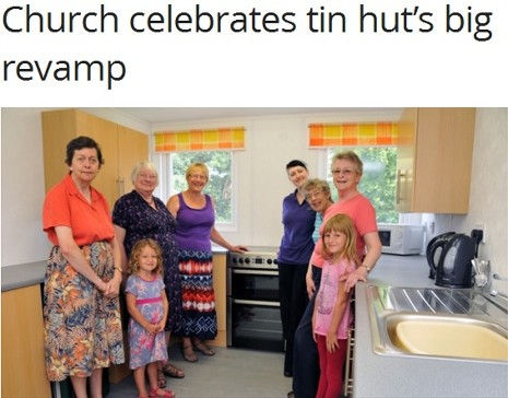 Churchroom article - kitchen