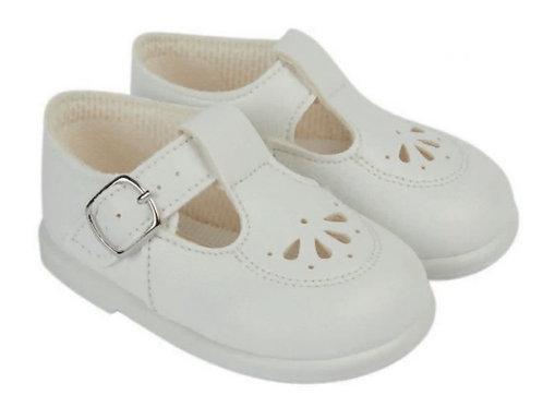 FAN WHITE SHOES