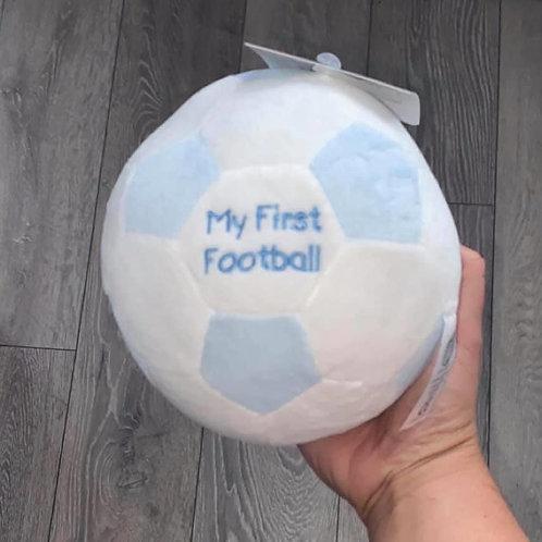 My 1st Football Rattle