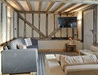 suffolk holiday cottage lounge