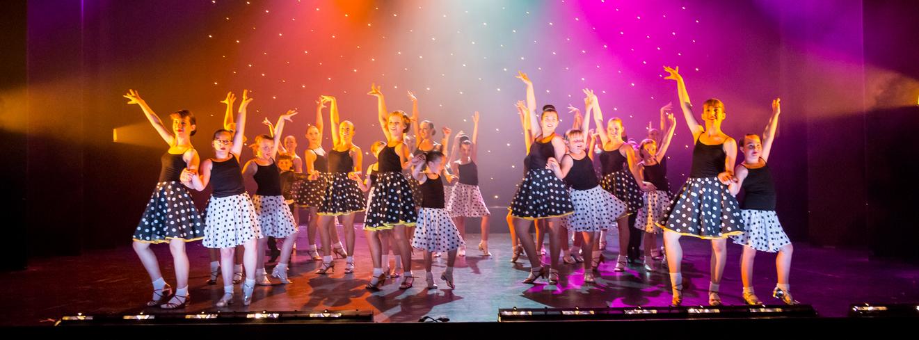 Ballroom Blitz Dance Show 2016
