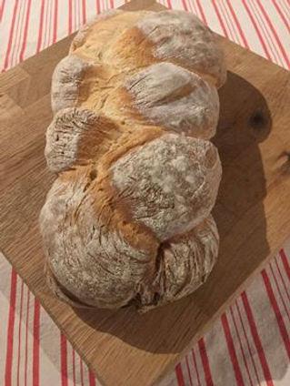 04 Bakers Cottage Plait Loaf Baked