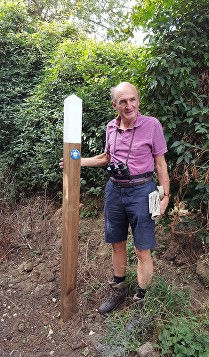 New waypost