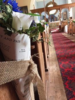 Church wedding 3