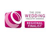 The wedding awards logo