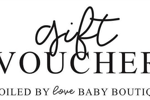 Spoiled By Love E Gift Voucher