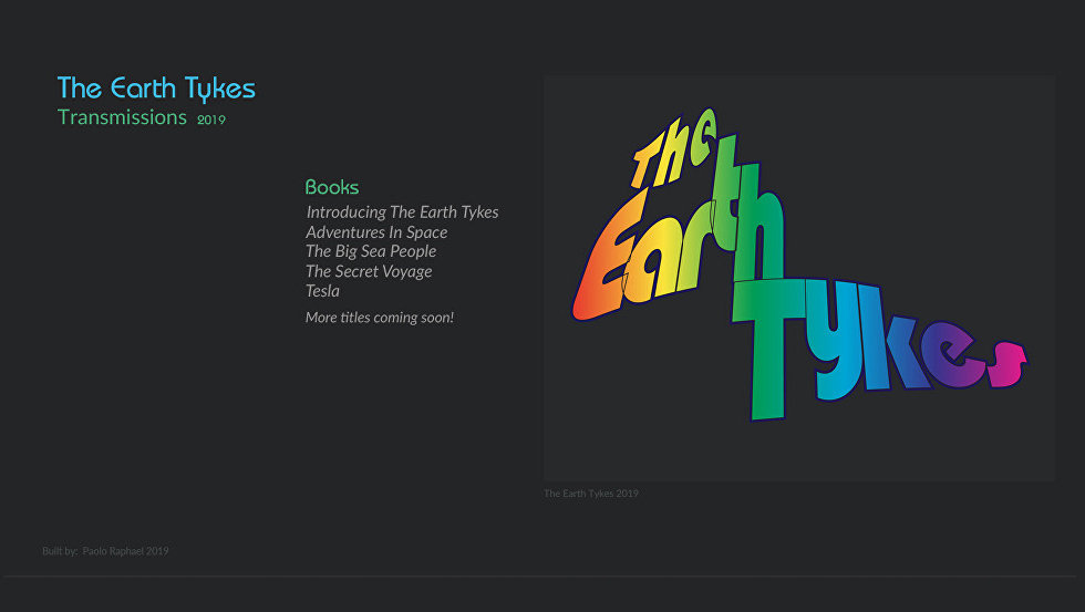 The Earth Tykes graphic 3