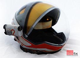 Martian Helmet finished