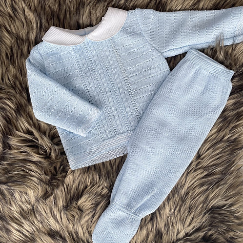 LUCA KNITTED SET